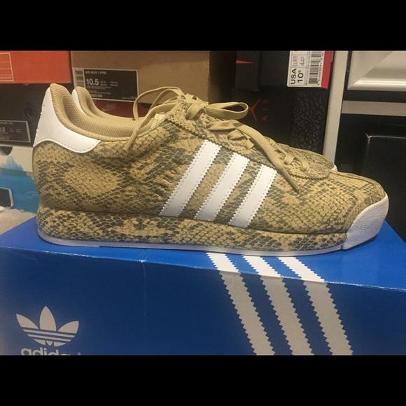 adidas Shoes | Adidas Samoa Snakeskin